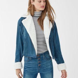 Splendid Sparrow Sherpa Jacket